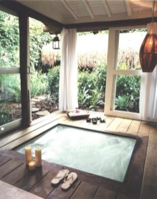 Adorable Japanese Soaking Bathtubs Design Ideas That Will Inspire You 14