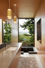 Adorable Japanese Soaking Bathtubs Design Ideas That Will Inspire You 29