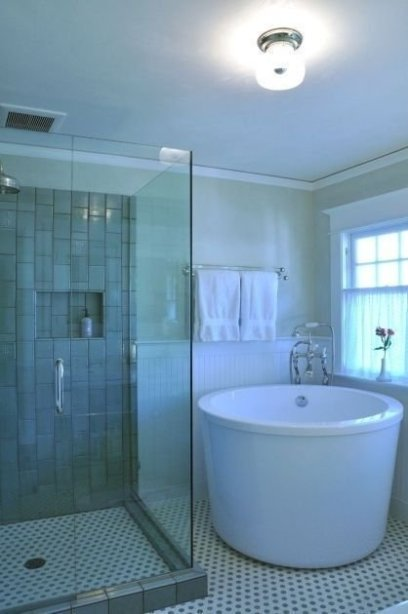 Adorable Japanese Soaking Bathtubs Design Ideas That Will Inspire You 36