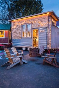Adorable Tiny Houses Design Idea With 160 Square Feet That You Need To Try 02