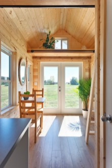 Adorable Tiny Houses Design Idea With 160 Square Feet That You Need To Try 07