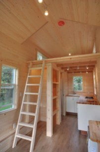 Adorable Tiny Houses Design Idea With 160 Square Feet That You Need To Try 12