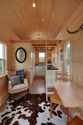 Adorable Tiny Houses Design Idea With 160 Square Feet That You Need To Try 19