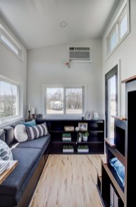 Adorable Tiny Houses Design Idea With 160 Square Feet That You Need To Try 38