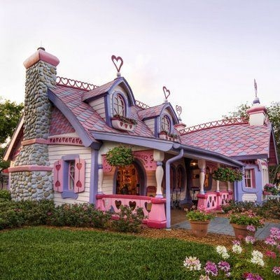 Affordable Fairy Tale Cottage Design Ideas With Three Little Pigs 08