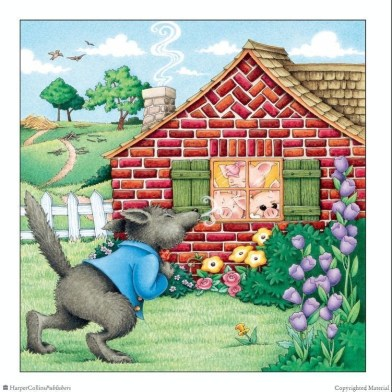Affordable Fairy Tale Cottage Design Ideas With Three Little Pigs 14