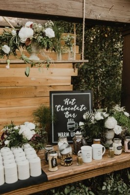 Astonishing Winter Wedding Theme Design Ideas With Winter Inspired 01