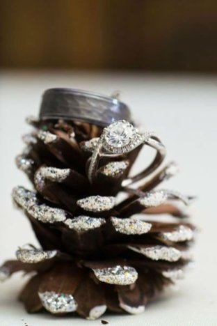Astonishing Winter Wedding Theme Design Ideas With Winter Inspired 17