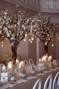 Astonishing Winter Wedding Theme Design Ideas With Winter Inspired 30
