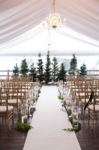 Astonishing Winter Wedding Theme Design Ideas With Winter Inspired 32