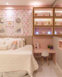 Beautiful Girl Bedroom Design Ideas That Looks So Charming 04