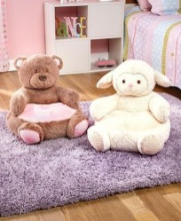 Beautiful Kids Furniture Design Ideas With Animal Shaped That You Must Try 10
