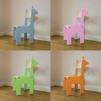 Beautiful Kids Furniture Design Ideas With Animal Shaped That You Must Try 22