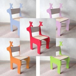 Beautiful Kids Furniture Design Ideas With Animal Shaped That You Must Try 32