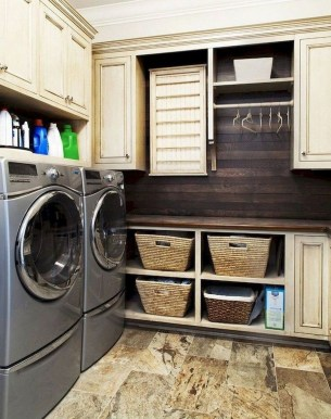 Best Tiny Laundry Spaces Design Ideas That So Functional 07