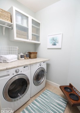 Best Tiny Laundry Spaces Design Ideas That So Functional 09