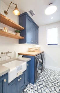 Best Tiny Laundry Spaces Design Ideas That So Functional 13