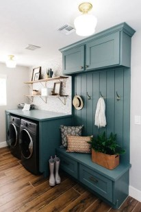 Best Tiny Laundry Spaces Design Ideas That So Functional 20