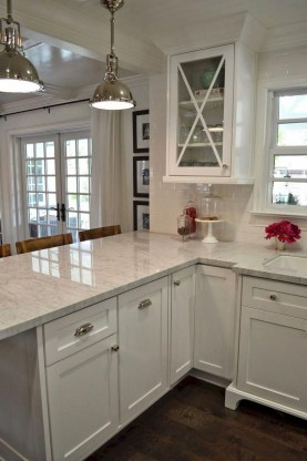Best White Kitchen Design Ideas That You Need To Copy 27