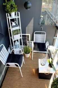Comfy Balcony Design Ideas To Try Right Now 20
