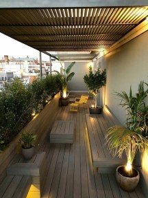 Comfy Balcony Design Ideas To Try Right Now 30