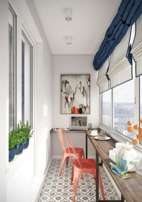 Comfy Balcony Design Ideas To Try Right Now 42
