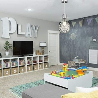 Cozy Basement Renovations Design Ideas For Kids Room That Looks So Awesome 24