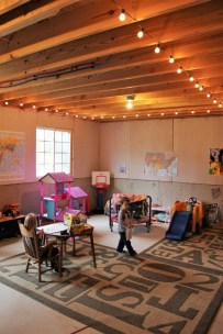 Cozy Basement Renovations Design Ideas For Kids Room That Looks So Awesome 28