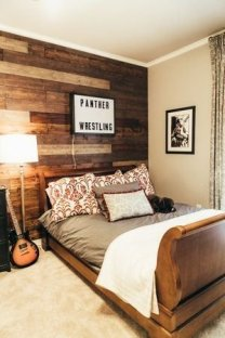 Cozy Bedroom Design Ideas With Music Themed That Everyone Will Like It 32