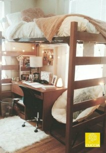 Cozy Dorm Room Design Ideas That Looks More Awesome 19