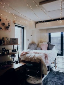 Cozy Dorm Room Design Ideas That Looks More Awesome 27