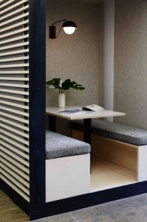 Delicate Two Seat Workspace Design Ideas To Try Right Now 21