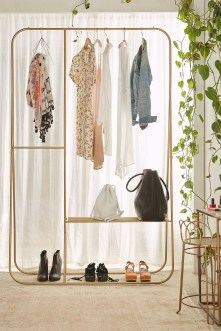 Modern Clothing Racks Design Ideas For Narrow Space To Try Asap 04