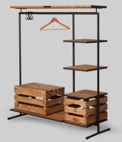 Modern Clothing Racks Design Ideas For Narrow Space To Try Asap 20