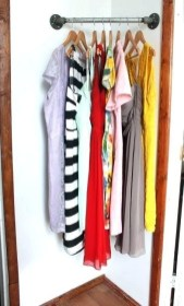Modern Clothing Racks Design Ideas For Narrow Space To Try Asap 22