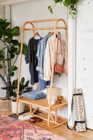 Modern Clothing Racks Design Ideas For Narrow Space To Try Asap 29