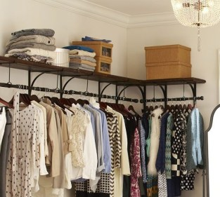 Modern Clothing Racks Design Ideas For Narrow Space To Try Asap 35