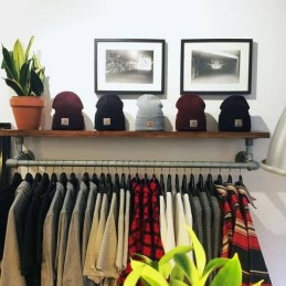 Modern Clothing Racks Design Ideas For Narrow Space To Try Asap 38