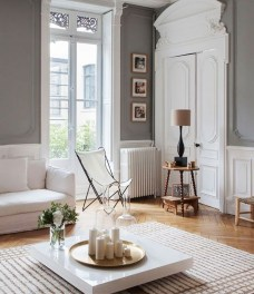 Modern White Apartment Design Ideas To Try Right Now 14