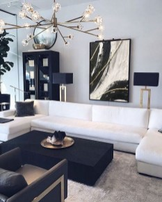 Modern White Apartment Design Ideas To Try Right Now 22