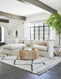 Modern White Apartment Design Ideas To Try Right Now 29