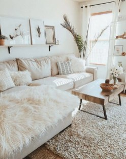 Modern White Apartment Design Ideas To Try Right Now 50