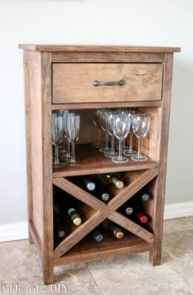 Stunning Diy Wine Storage Racks Design Ideas That You Should Have 18