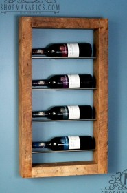 Stunning Diy Wine Storage Racks Design Ideas That You Should Have 31