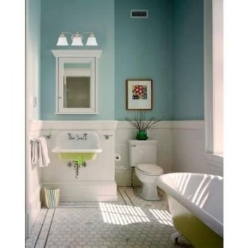 Top Fresh Orange Bathroom Design Ideas To Try Asap 08