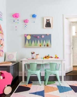 Top Kids Play Furniture Designs Ideas That Suitable For You 44