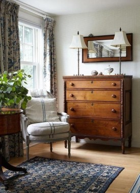 Wonderful Small House Renovations Design Ideas That Have A Stylish Wood Furniture 25