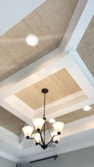 Adorable Ceiling Design Ideas For Your Best Home Inspiration 30