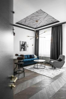 Adorable Ceiling Design Ideas For Your Best Home Inspiration 40