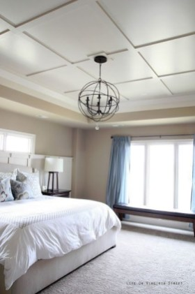 Adorable Ceiling Design Ideas For Your Best Home Inspiration 42